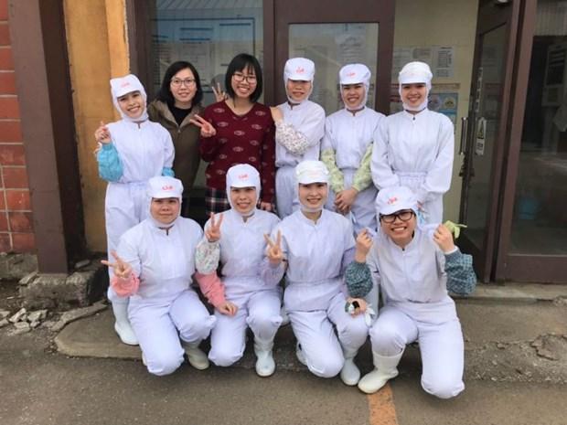 越南出国务工人员权益保障:大力拓展境外劳务市场让更多的人走上致富路 hinh anh 5