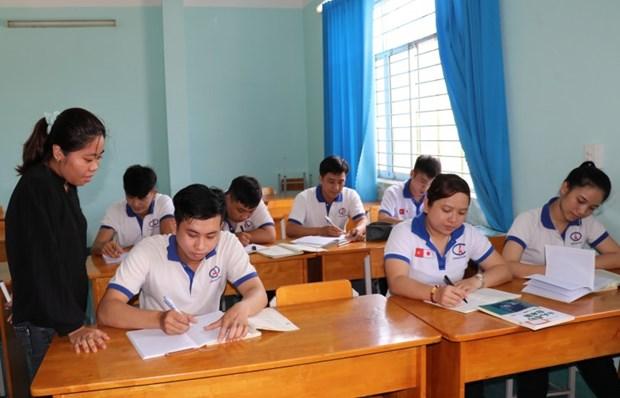 越南出国务工人员权益保障:大力拓展境外劳务市场让更多的人走上致富路 hinh anh 1