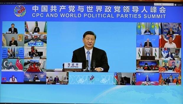 越共中央总书记阮富仲在中国共产党与世界政党领导人峰会上的讲话(全文) hinh anh 4