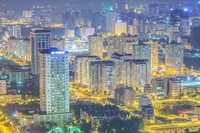 河内市—吸引投资的亮点  Vietnam...