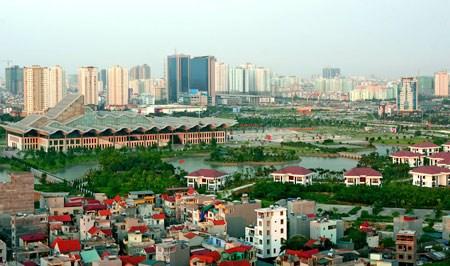 河内市保持经济领先地位  Vietna...