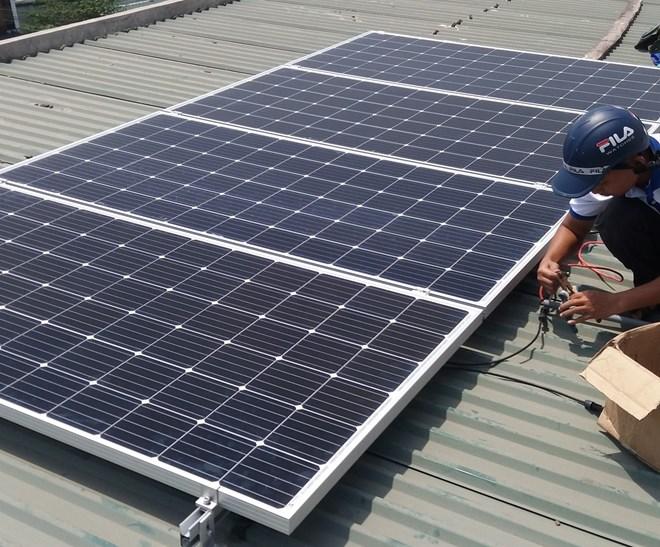 广平省重视发展屋顶光伏系统