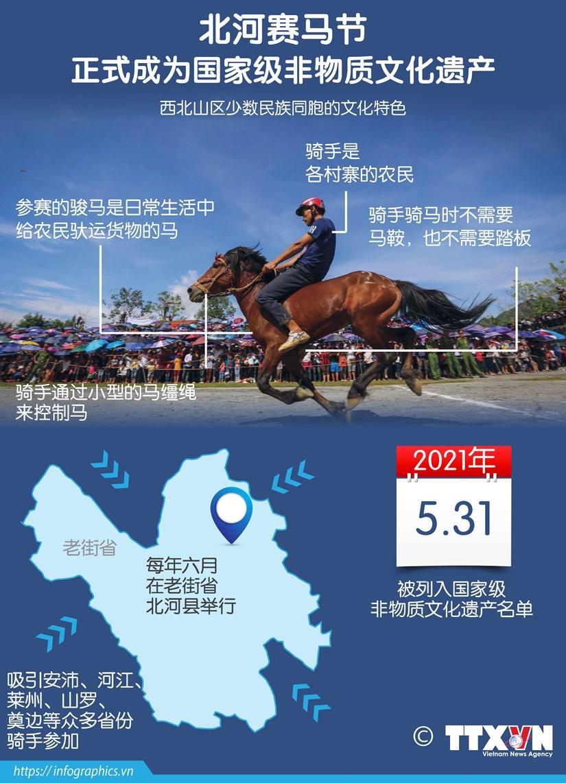 图表新闻:北河赛马节正式成为国家级非物质文化遗产 hinh anh 1