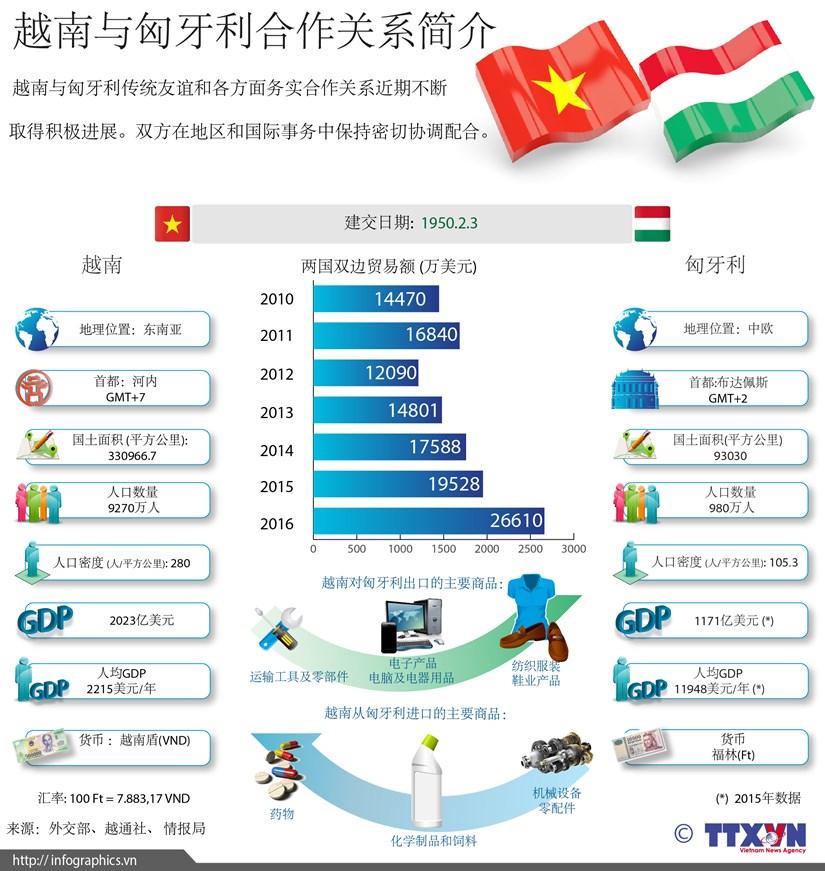 越南与匈牙利合作关系简介 hinh anh 1