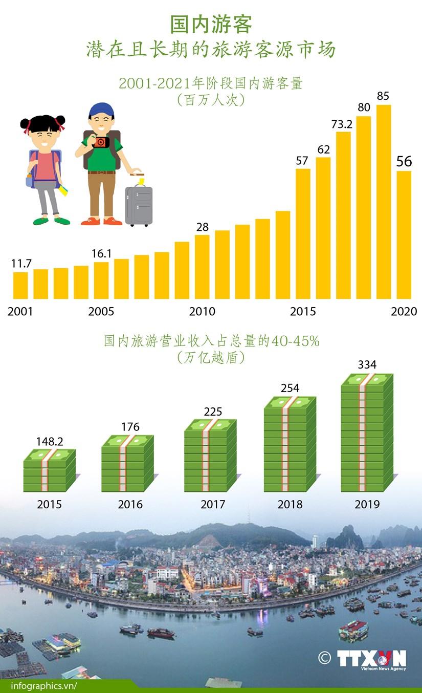 图表新闻:国内游客——潜在且长期的客源市场 hinh anh 1