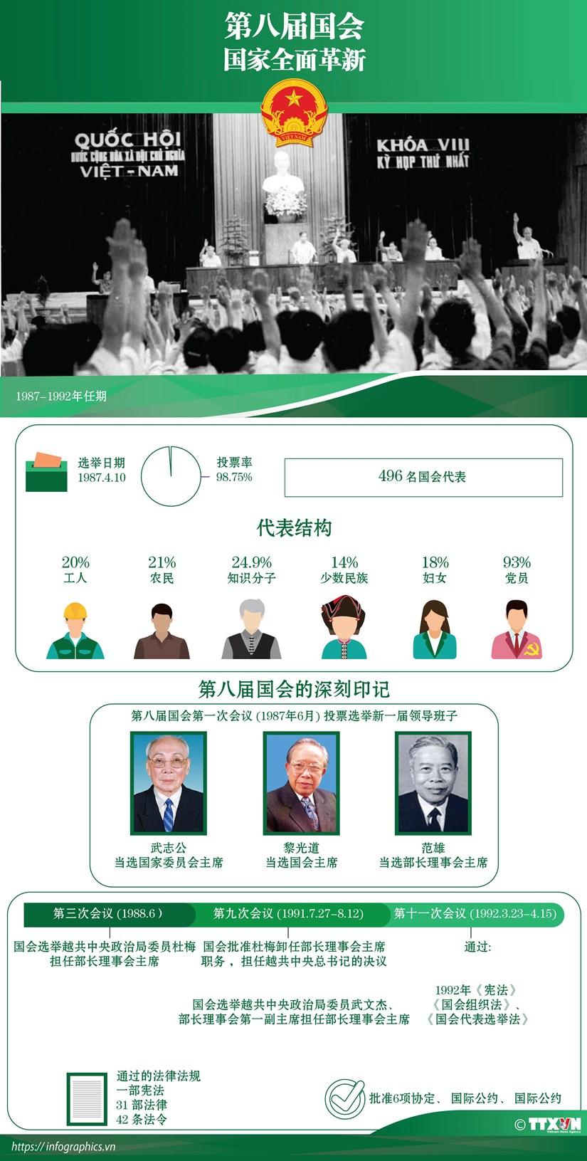 图表新闻:第八届国会:国家全面革新 hinh anh 1